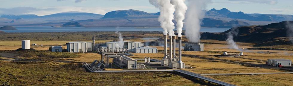 Energy power plant